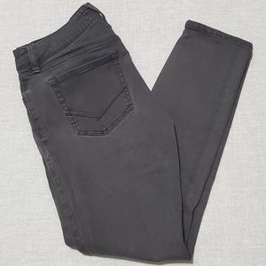 Vans Black Fade Skinny 9 Jeans